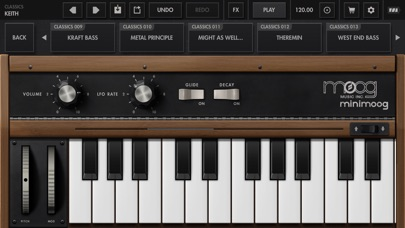 Minimoog Model D Screenshot 7