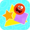 Learn Shapes with Dave and Ava - iPhoneアプリ