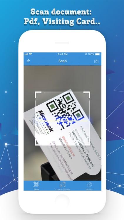 Quick Scan: QR Code Scanner