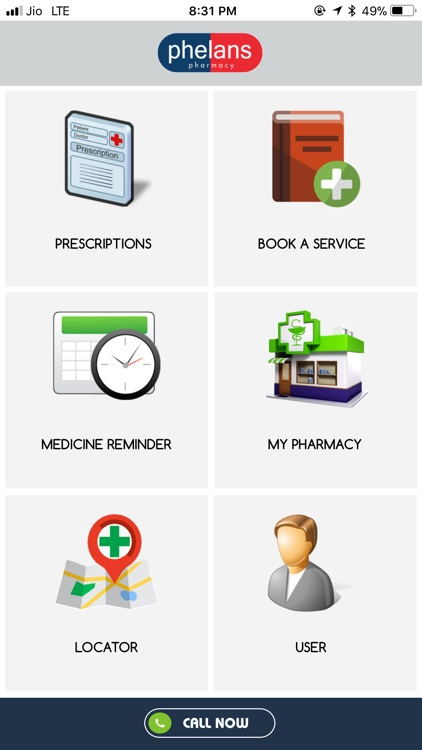 Phelans Pharmacy App