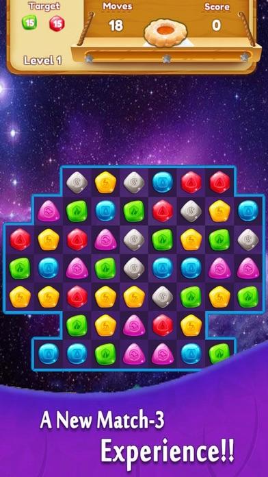 Diamond Cruch - Gems Game screenshot 1