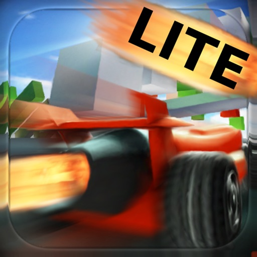 Jet Car Stunts Lite icon