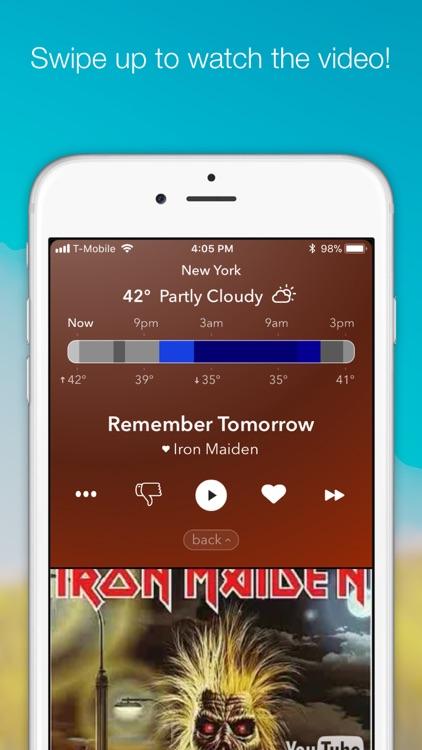 WeatherTunes Music screenshot-4