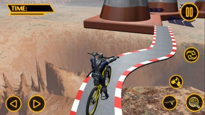 BMX Adventure Aeroplane Stunts screenshot two