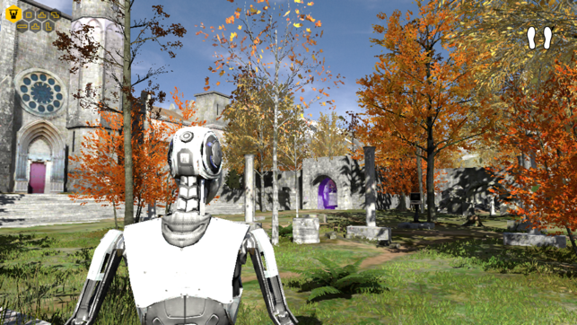 The Talos Principle Screenshot