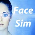 顔のシミュレーション - FaceSim icon