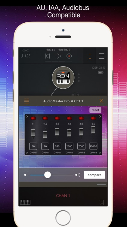 AudioMaster Pro screenshot-5