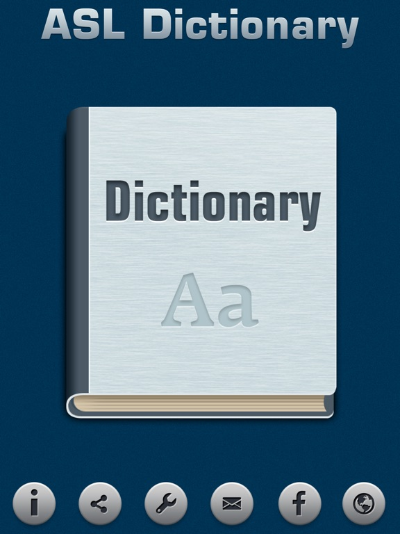 ASL Dictionary screenshot 10
