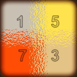 Numbers Puzzle. Get 10