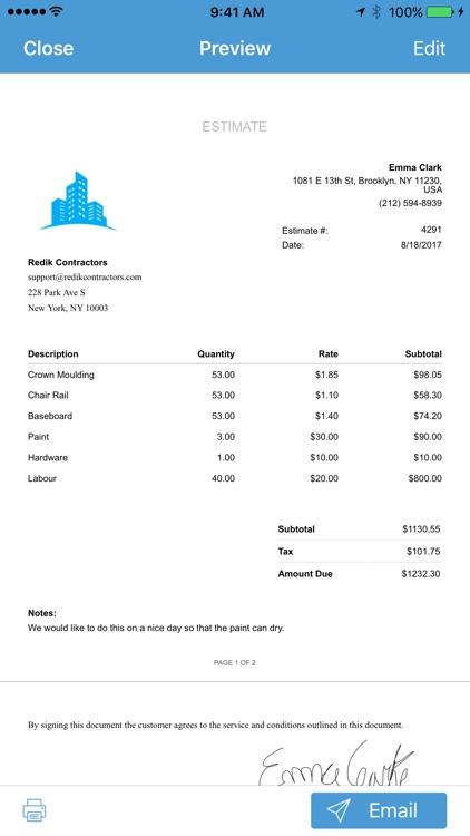 BareTeam (for small business) screenshot-3