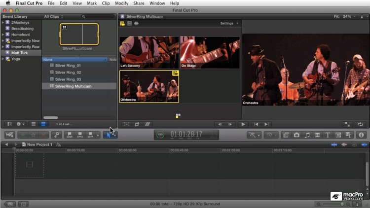 Multicam Editing Video 201 screenshot-3