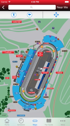 Martinsville Speedway On The App Store