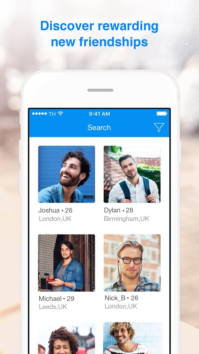 Cupid - Dating App Screenshot