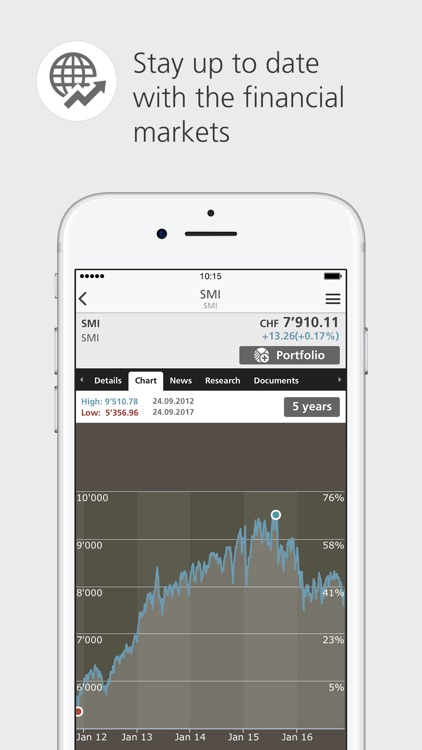 UBS Mobile Banking screenshot-4