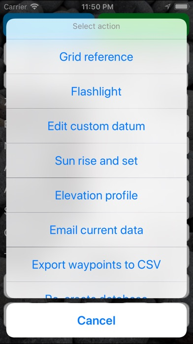 Screenshot for Handy GPS in Lebanon App Store