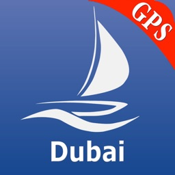 Dubai GPS Nautical Charts