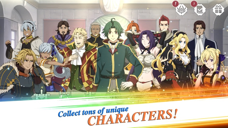 Grancrest War: QuartetConflict