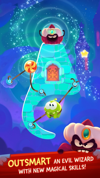Cut the Rope: Magic GOLD screenshot-2