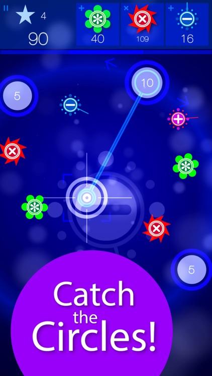 Circulario - Catch The Circles screenshot-0