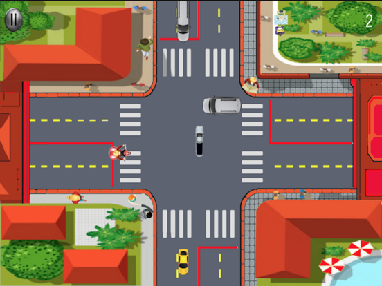 Crazy City Traffic Simulator screenshot 7