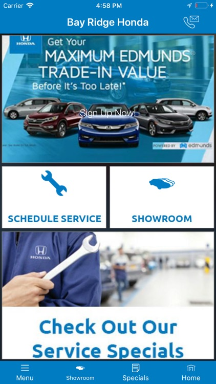 Bay Ridge Honda MLink