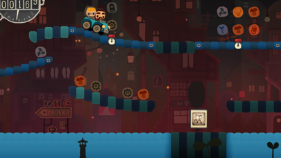 Screenshot #2 pour Bumpy Road
