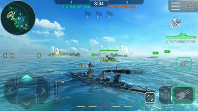 Warships Universe Naval Battle Screenshots