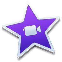 Ícone do app iMovie