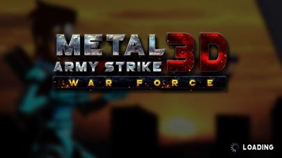 点击获取Metal Army Strike 3D War Force