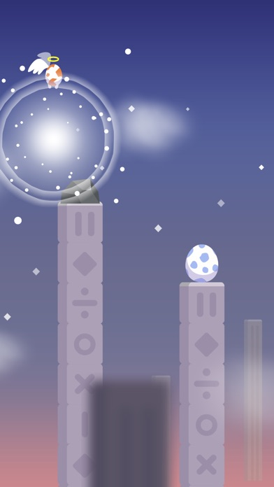 Screenshot of Hoppy Towers App