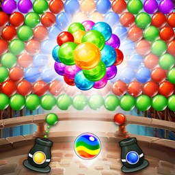 Bomb Bubble Shooter