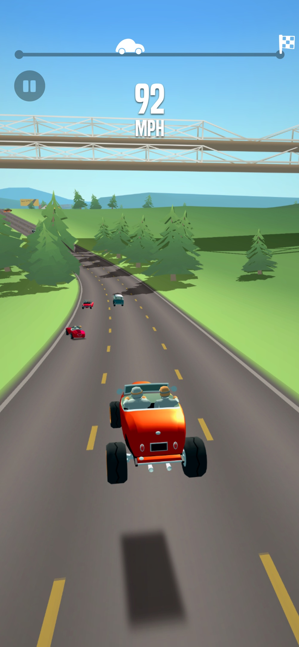 Great Race – Route 66 Cheat Codes