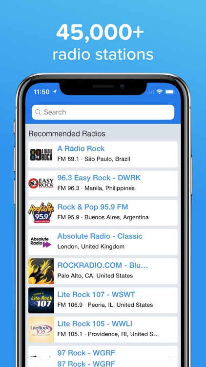 Simple Radio - Live AM & FM screenshot-3