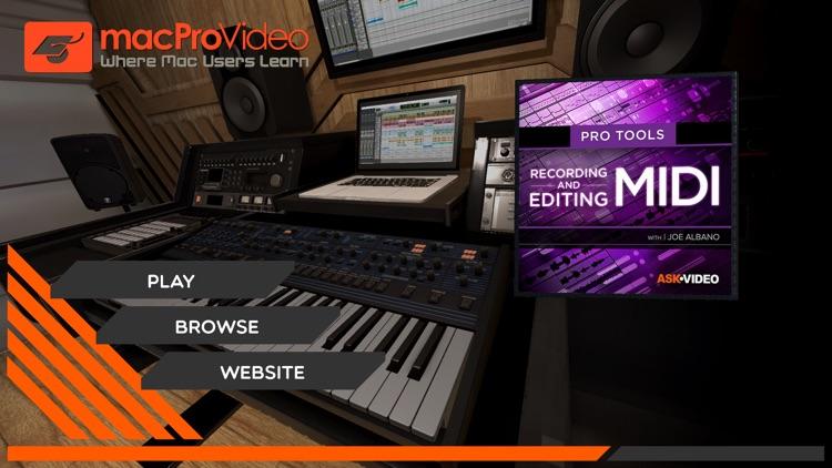 MIDI Course For Pro Tools screenshot-0