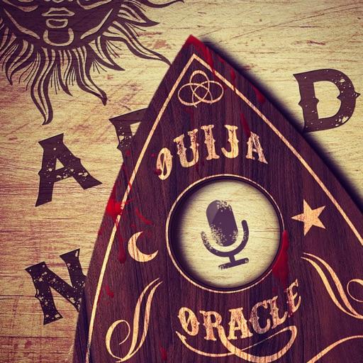 Ouija Board - talk to spirits (scary!)