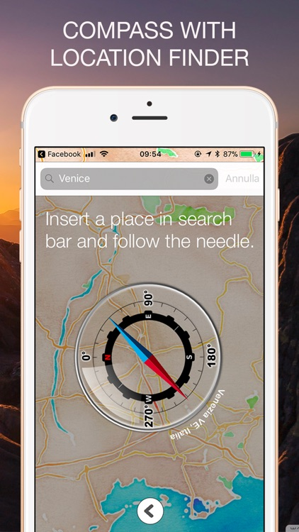 Altimeter GPS with barometer screenshot-3