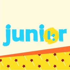 Icon: Ketnet junior app