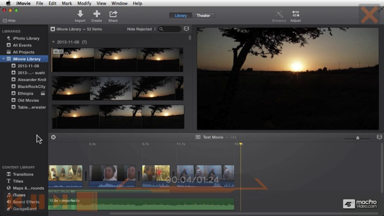 Footage Course For iMovie screenshot-3