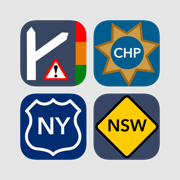 International Traffic Bundle - US UK Canada Australia Traffic Reports & Cameras