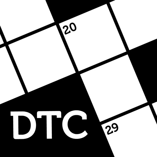 Daily Themed Crossword Puzzle app for ipad