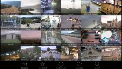 iSpy Cameras Screenshot 1