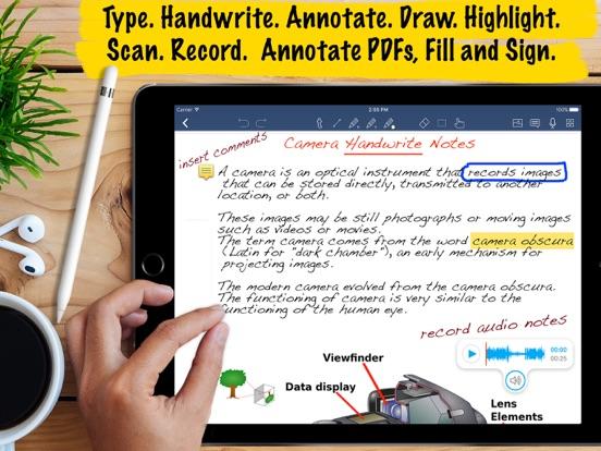 Notes Writer+ Screenshots