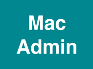 MacAdmin Stickers