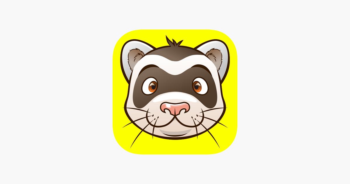 Ferretemoji Ferret Keyboard On The App Store