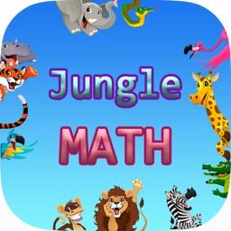 Jungle Math 2nd 3rd grade