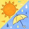 かわいい天気予報3 - 天気予報を可愛くお届け - - iPhoneアプリ
