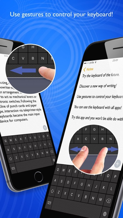 Swipe Keyboard Pro Screenshots