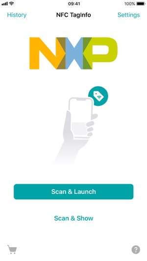 NFC TagInfo by NXP on the App Store