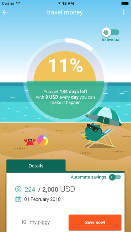 Zaveapp - Save money and enjoy screenshot-4