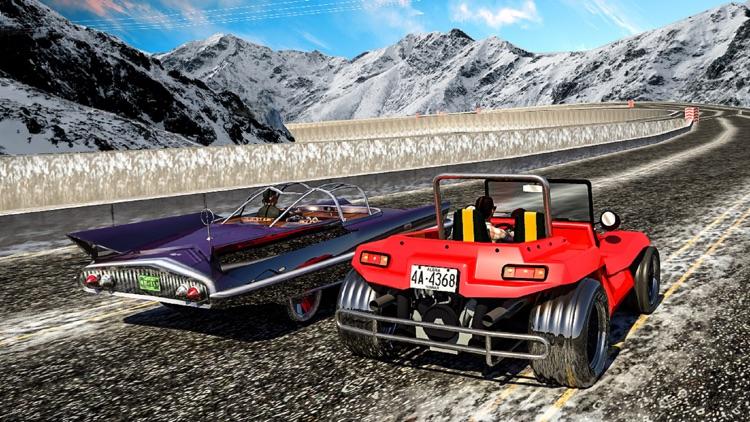 Vintage Car Racing screenshot-3